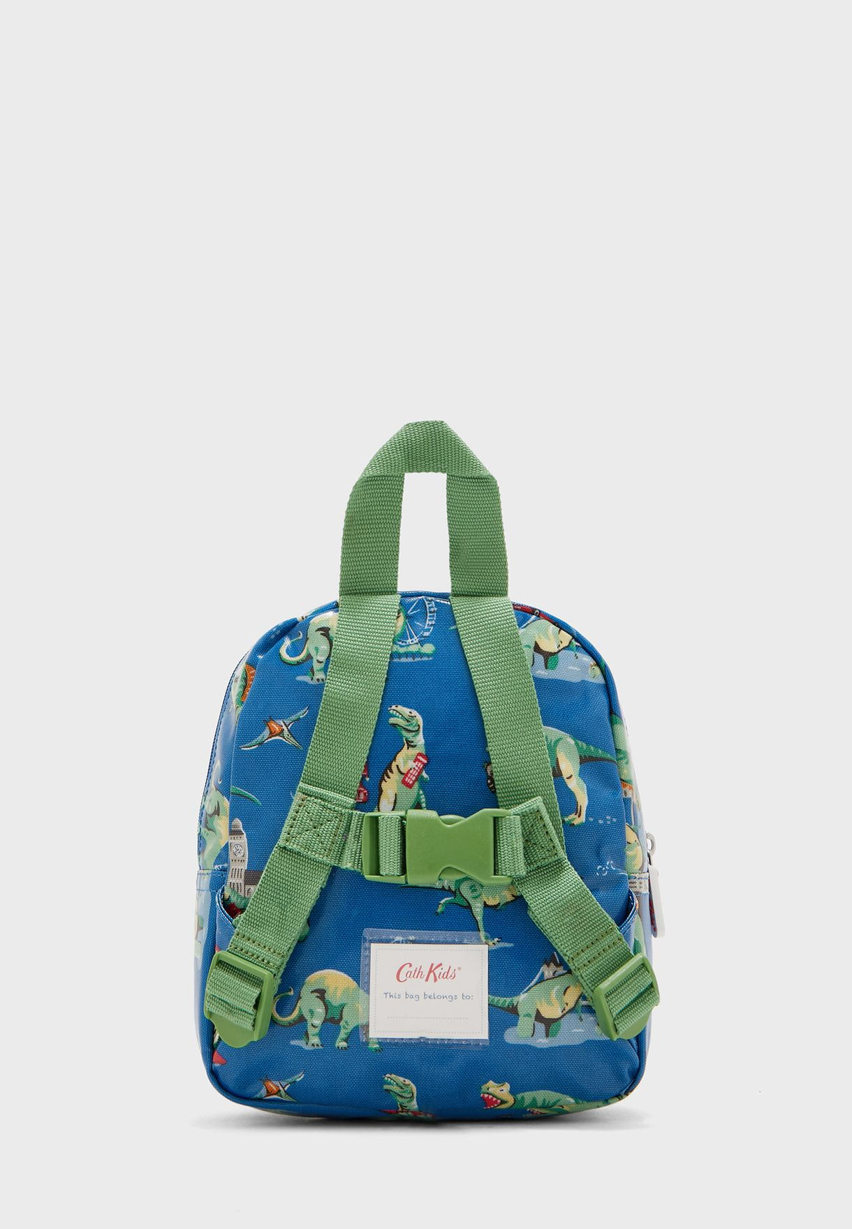Kids Dinos In London Backpack