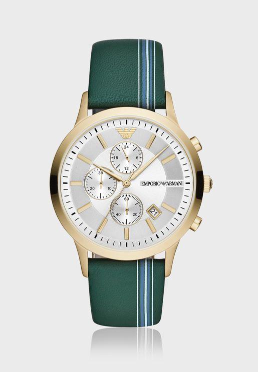 AR11233 3 Circle Watch
