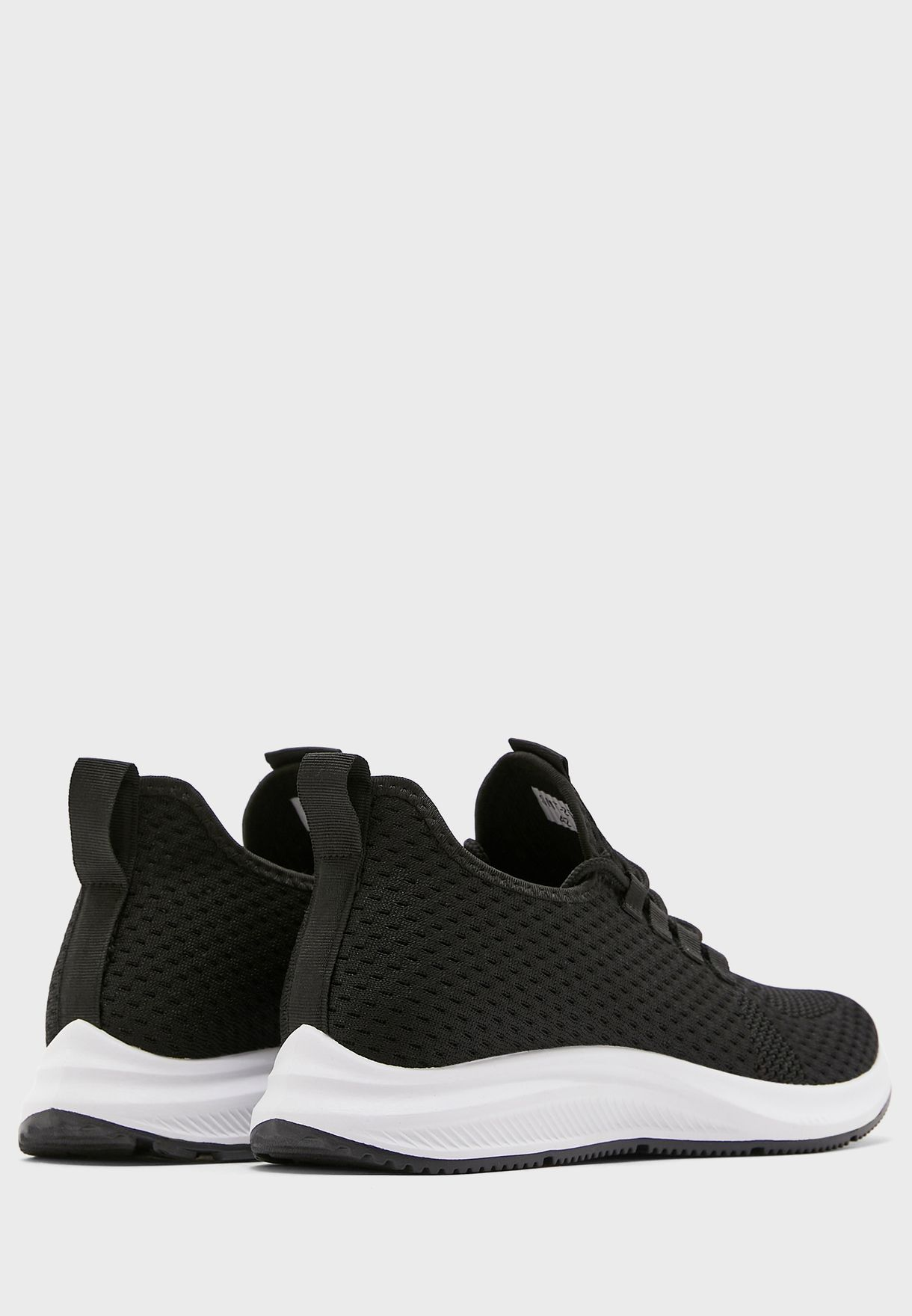 Casual Knit Sneakers
