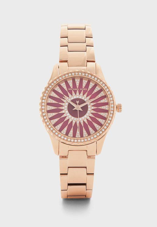 MK6893 Analog Watch