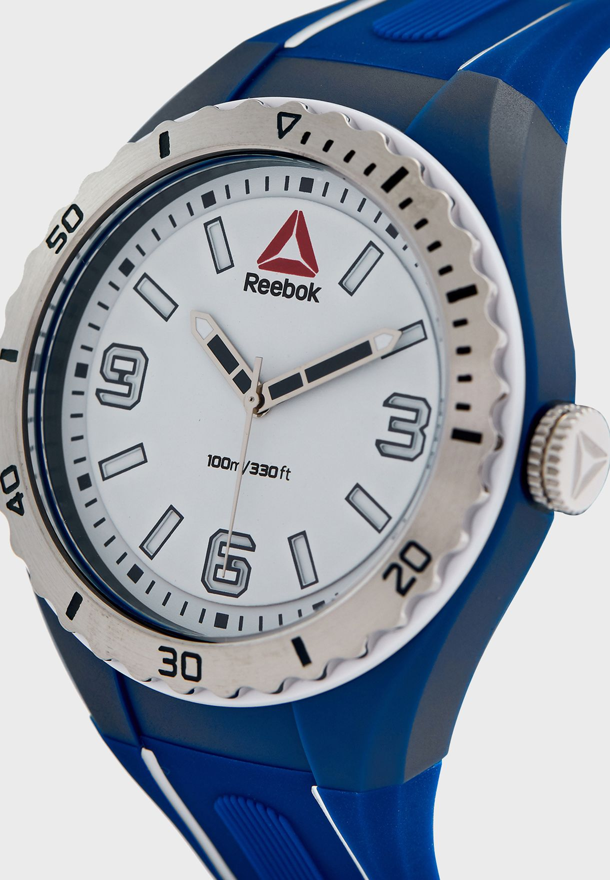 Double Under Analog Watch