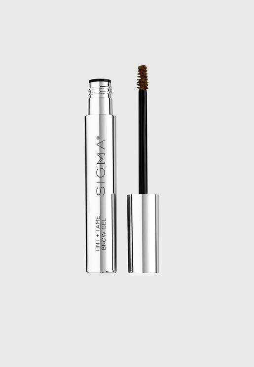 Sigma Beauty Tint + Tame Eye Brow Gel in Medium Brown