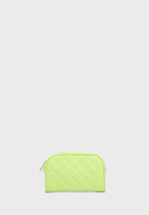 Nakita Neon Nylon Belt Crossbody