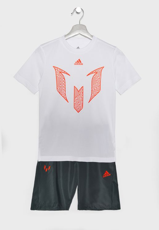 Youth Messi Summer Set