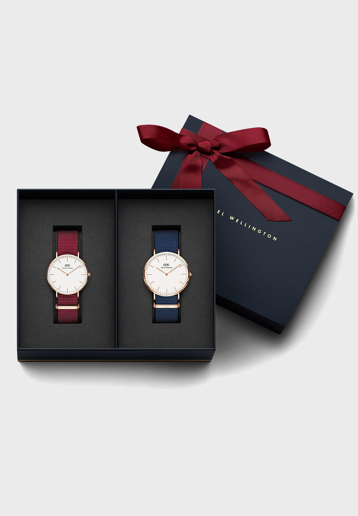 Multipack Roselyn+Bayswater Analog Watch Gift Set