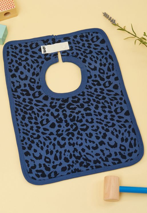 Infant Printed Bib
