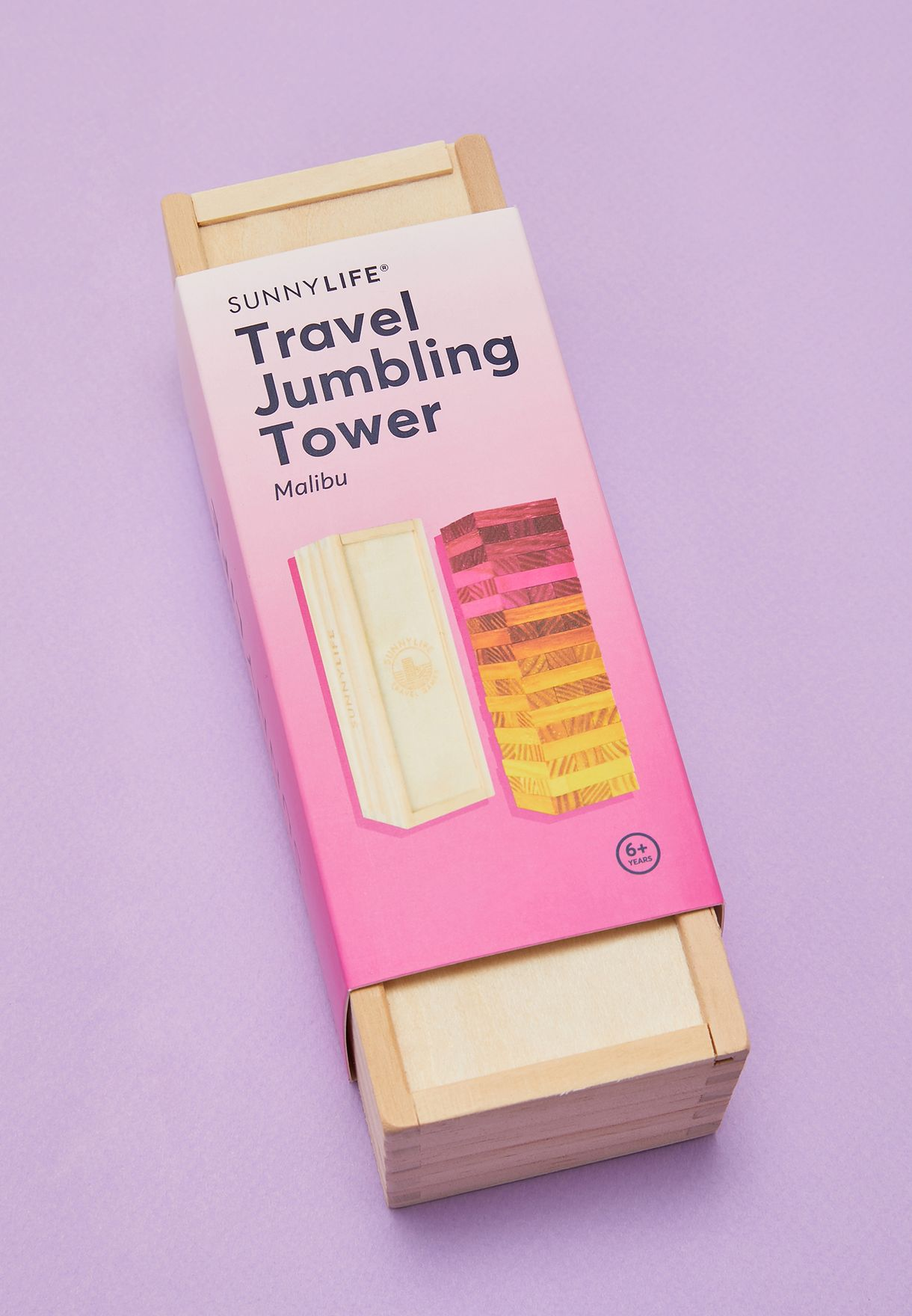 Travel Jumbling Tower