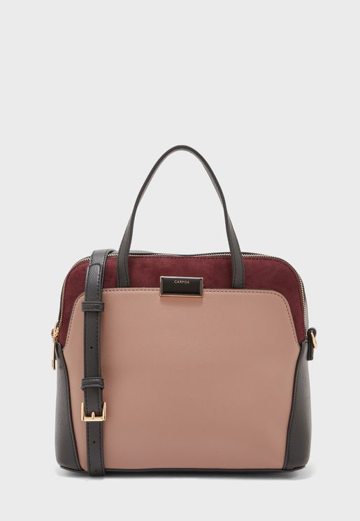 Flap Over Crossbody