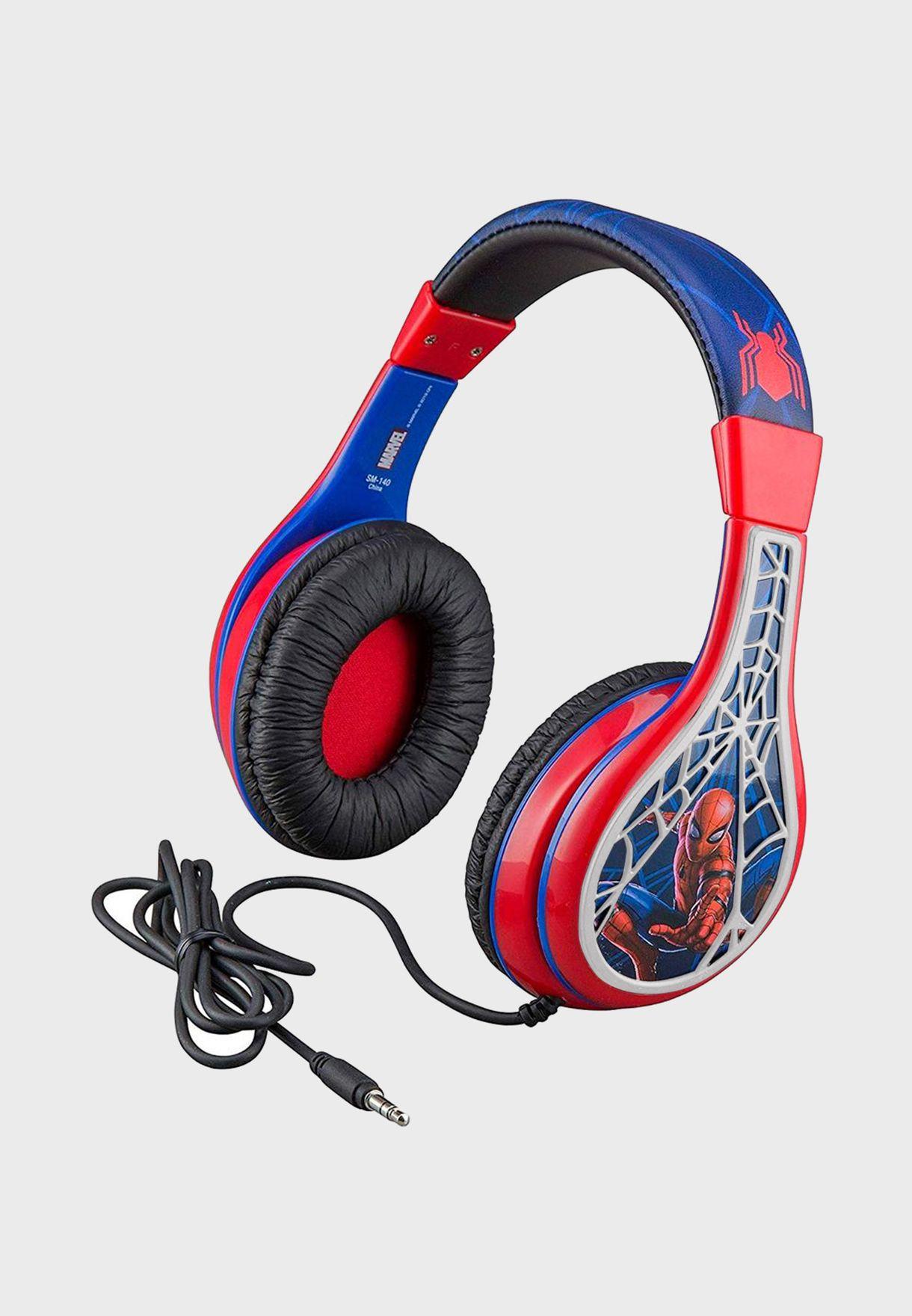 Spiderman Over Ear Headphones