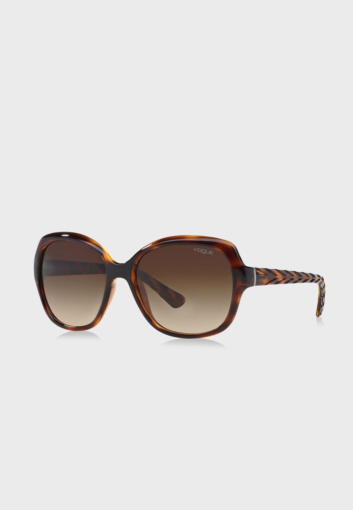 0VO2871S Havana Sunglasses