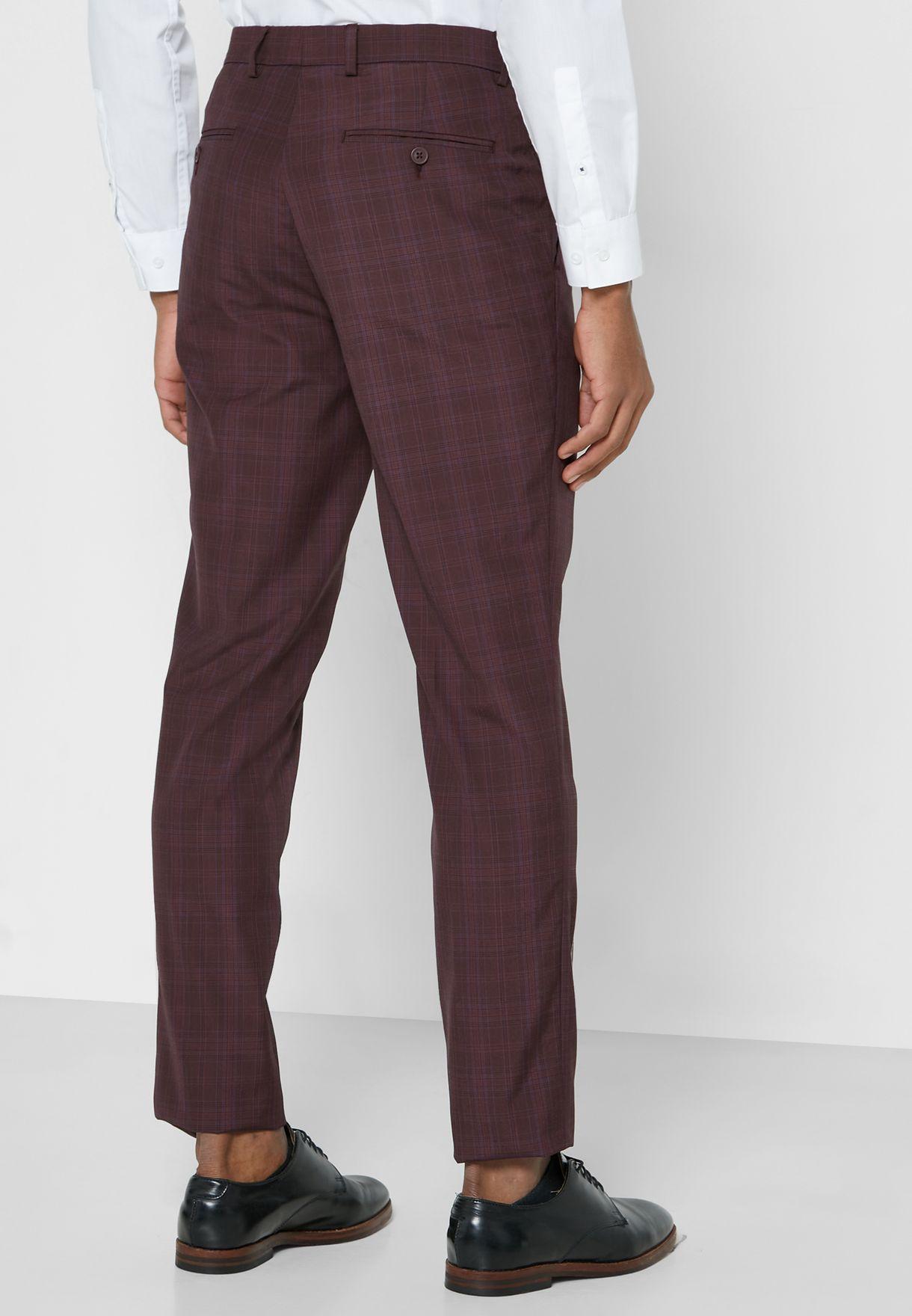 Casual Slim Fit Pants