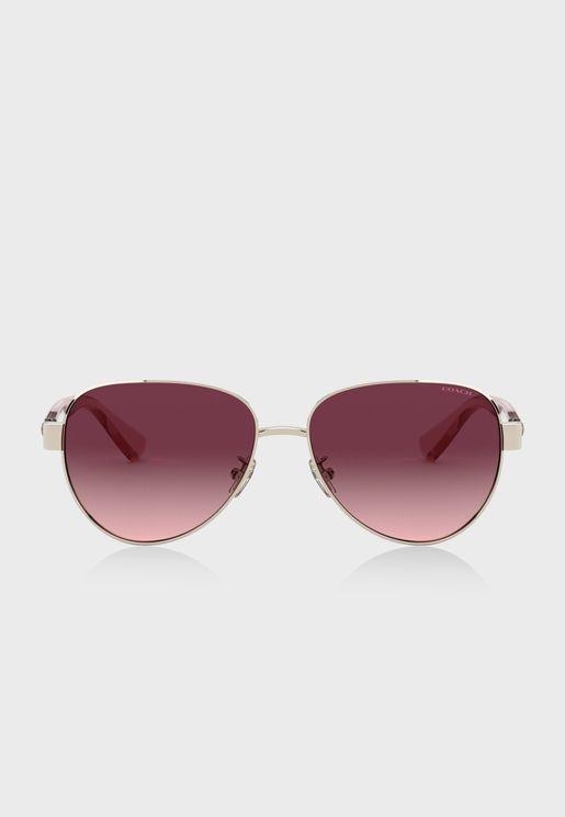 0HC7111  Aviator Sunglasses