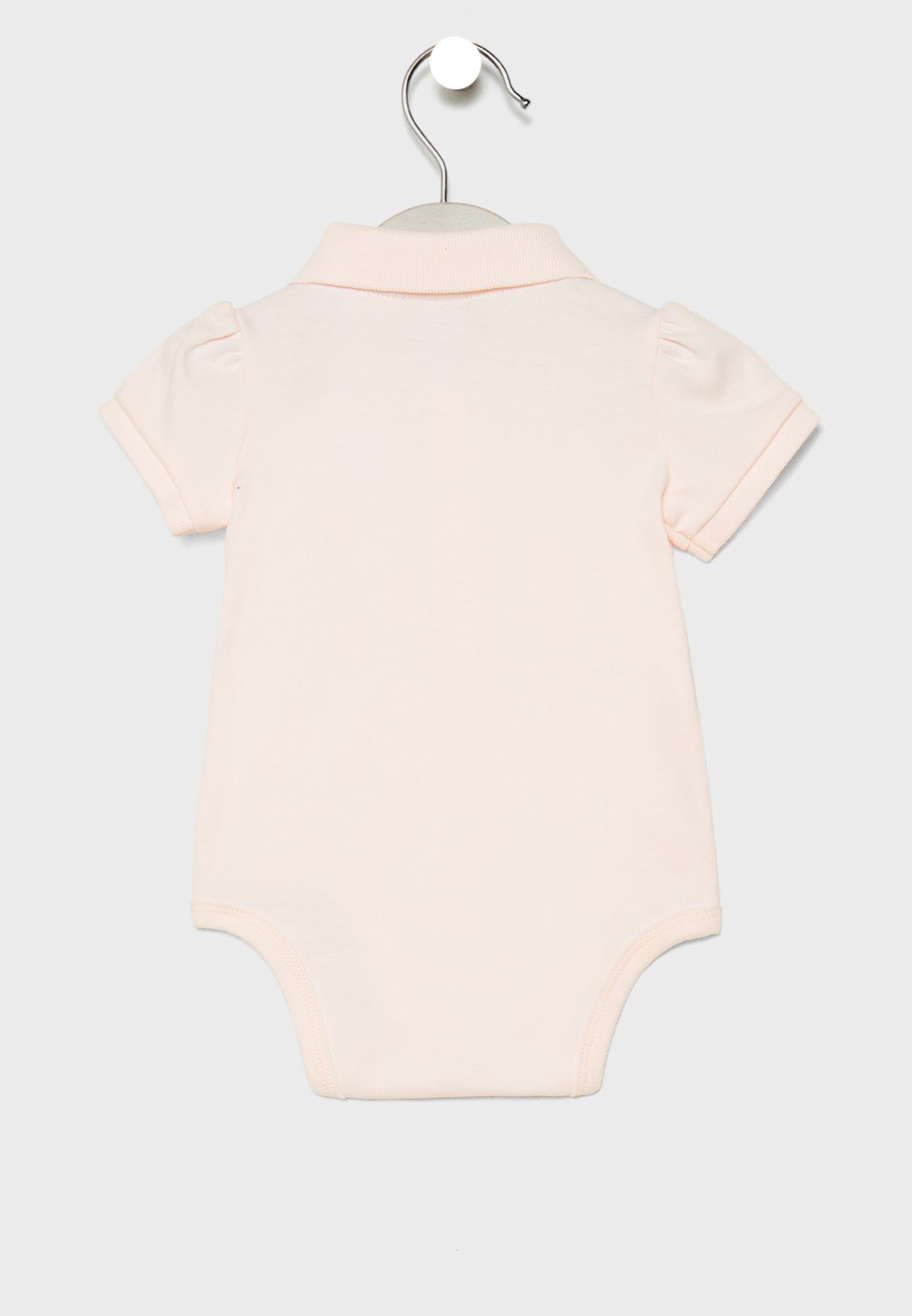 Infant Polo Bodysuit