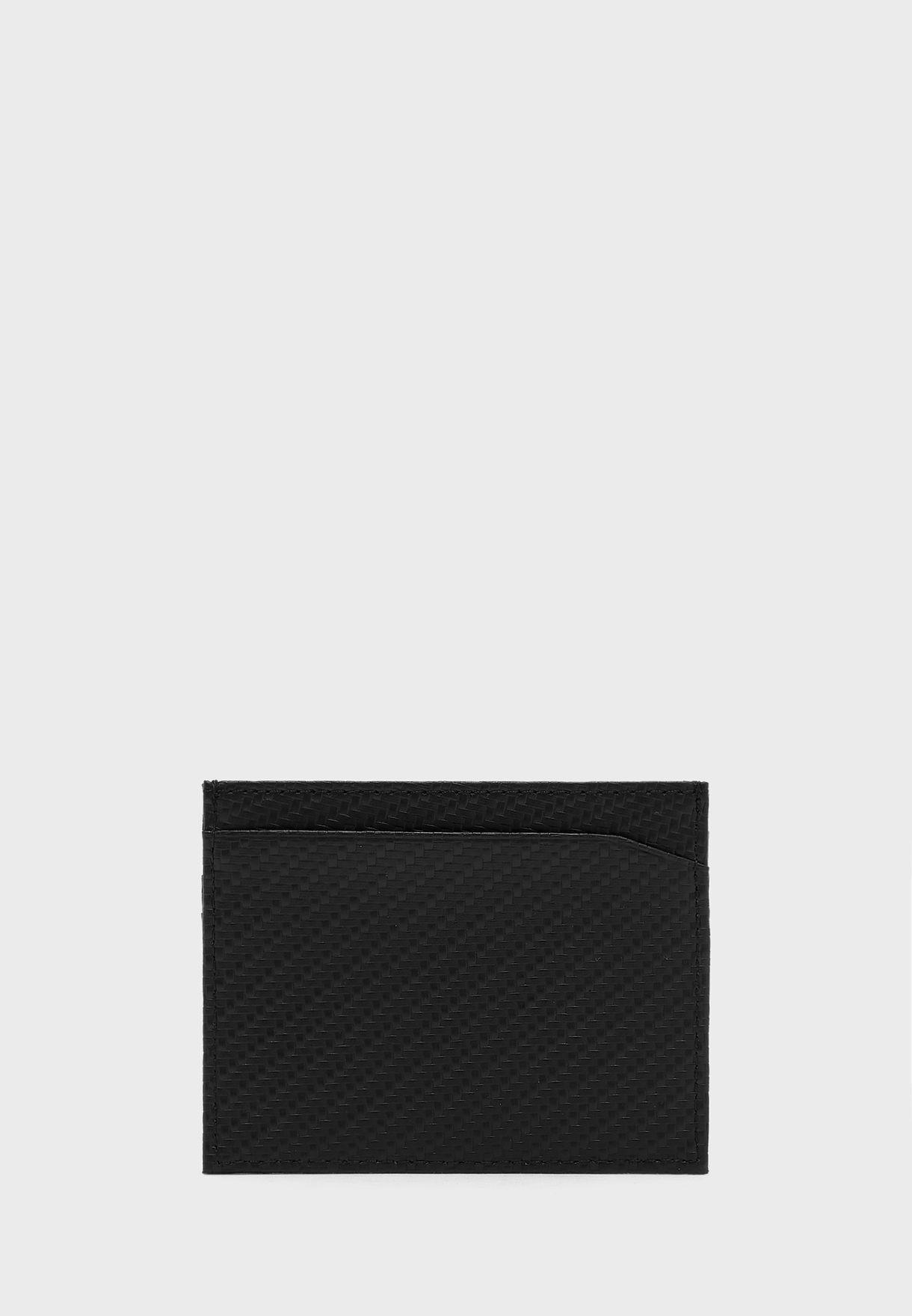 طقم ( حافظة بطاقات + ازرار اساور اكمام )
