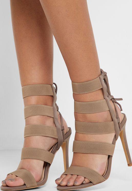 Harper Multi Strap Sandal