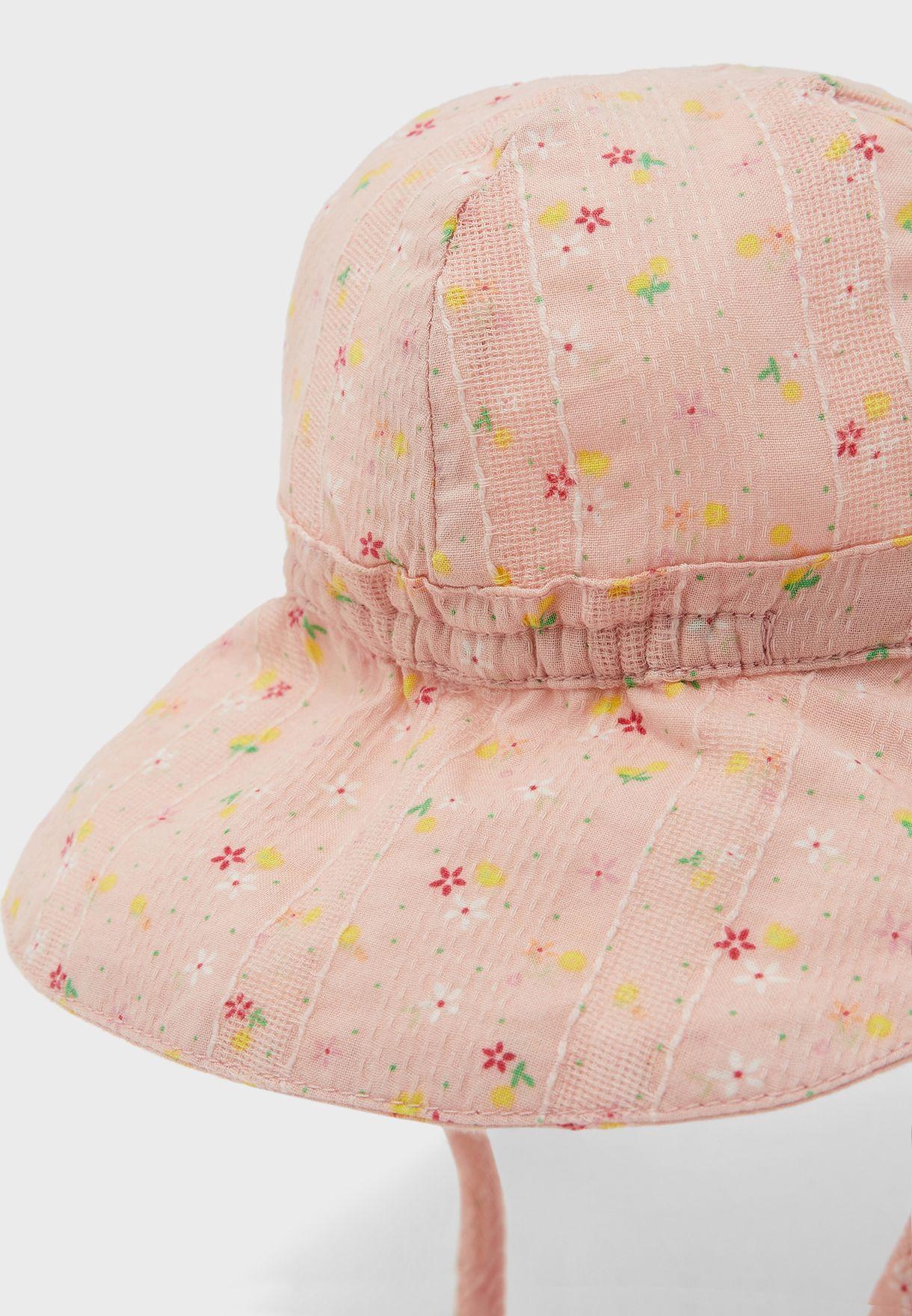 Kids Printed Hat