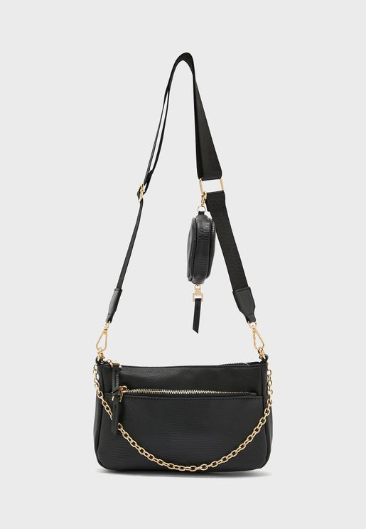 Crossbody With Small Wallet