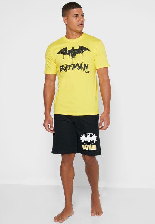 Batman Pyjama Set