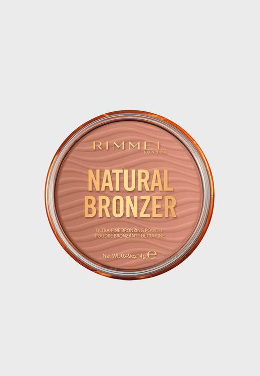 Natural Bronzer, 001 Sunlight