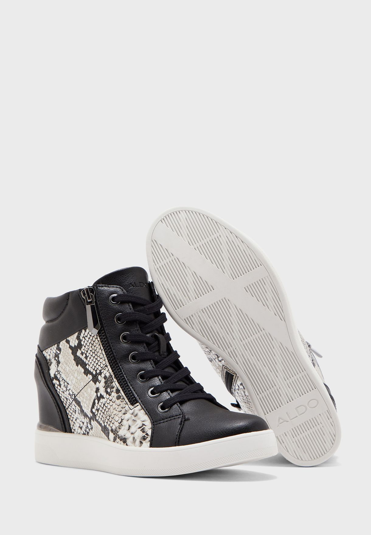 Ailanna High Top Sneaker