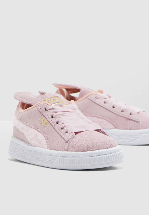 Infant Suede Easter AC