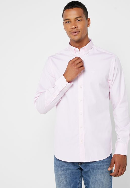 The Broadcloth Slim Fit Shirt