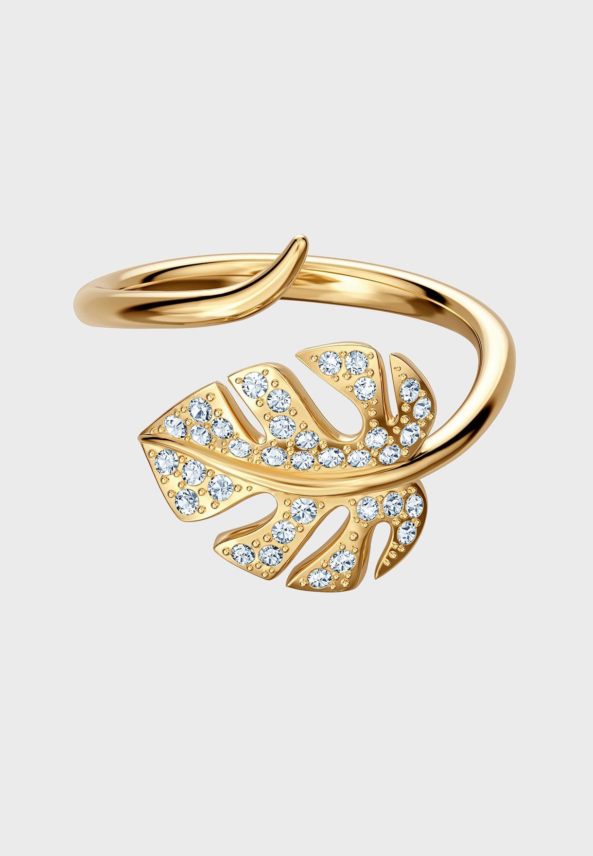 Tropical Leaf Ring