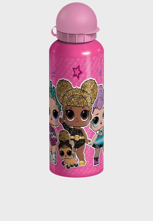 Lol Surprise! Metal Water Bottle