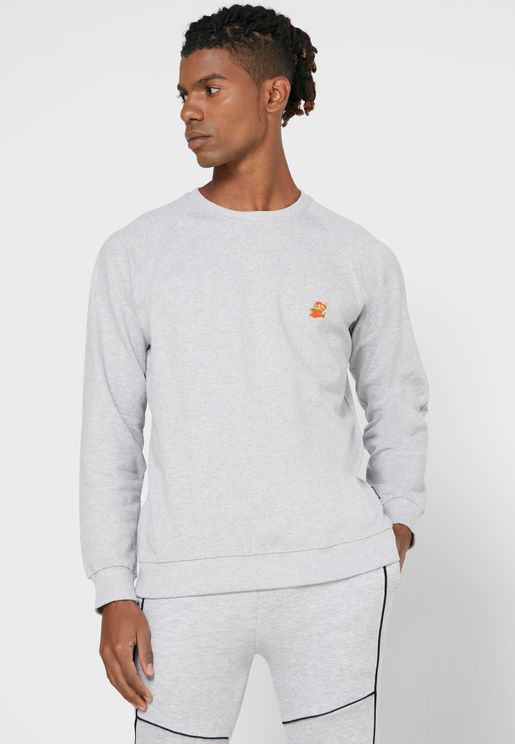 Malmoe Super Mario Sweatshirt
