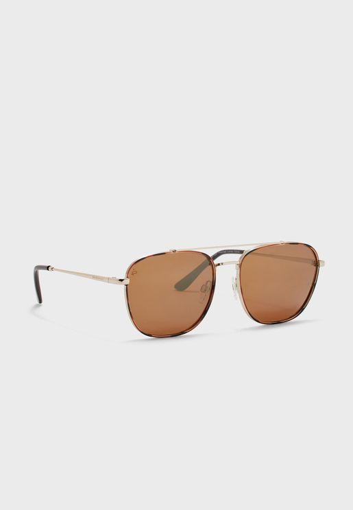 The Floridian Square Sunglasses
