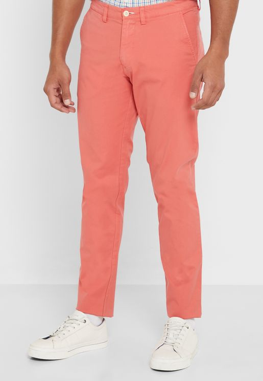 Slim Fit Chinos