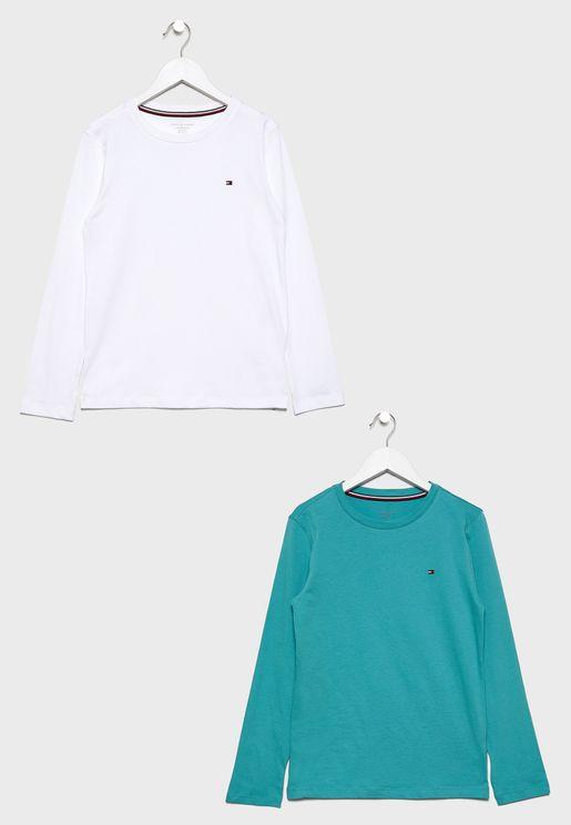 Teen 2 Pack T-Shirt