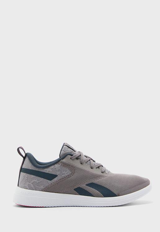 حذاء بني مون
