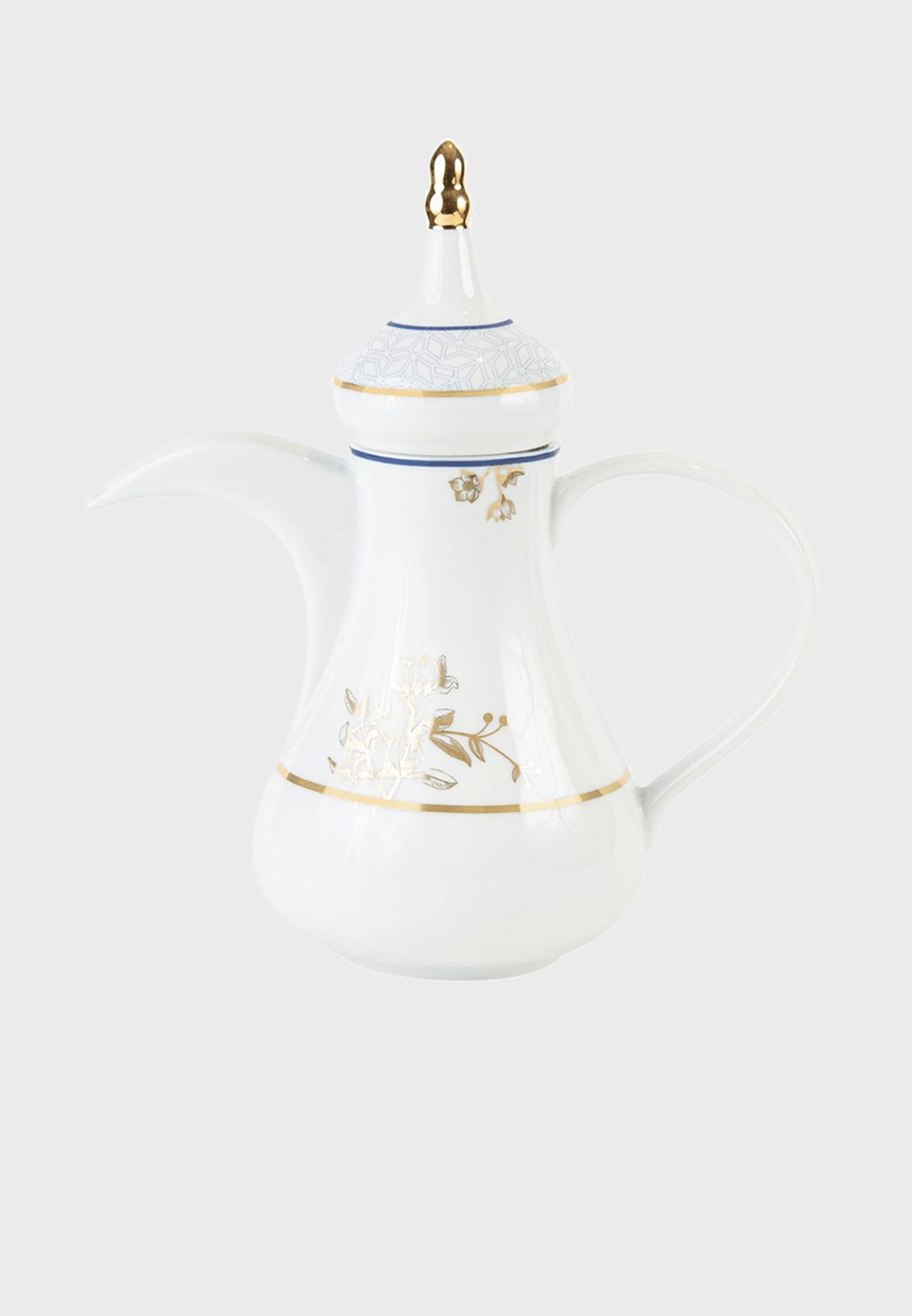 Kunooz Arabic Coffee Pot
