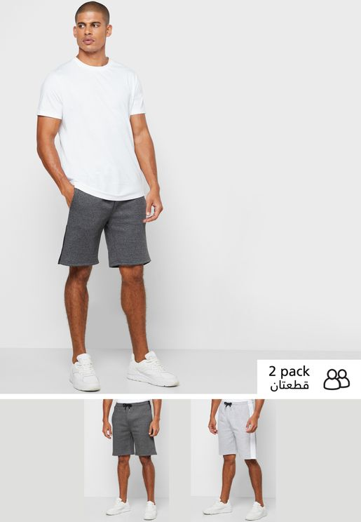 2 Pack Shorts