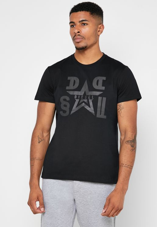 Diego Crew Neck T-Shirt