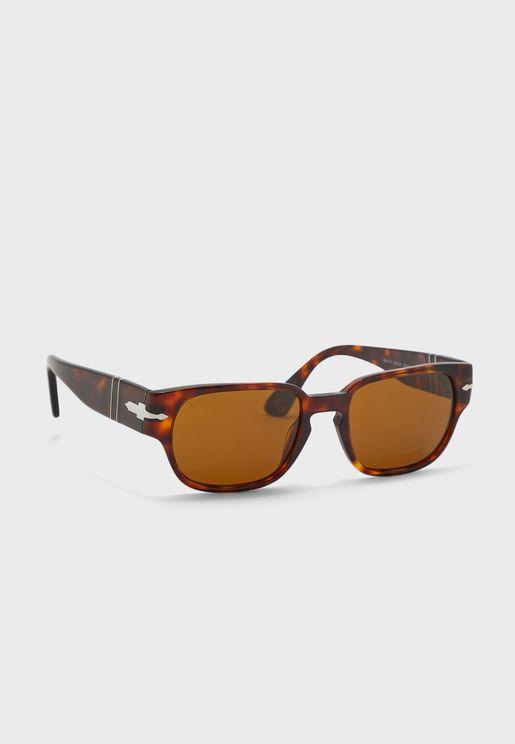 نظارة شمسية مطبعة 0PO3245S