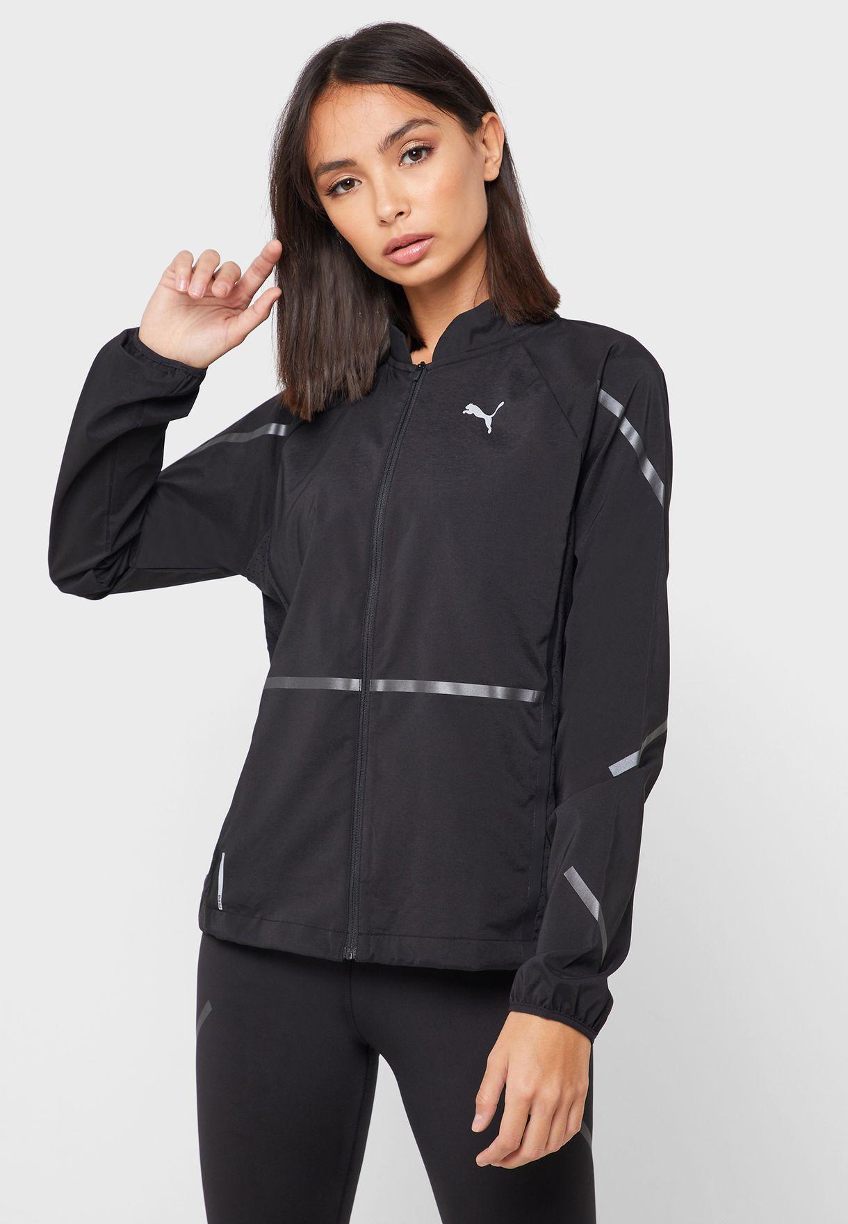 Runner ID Jacket