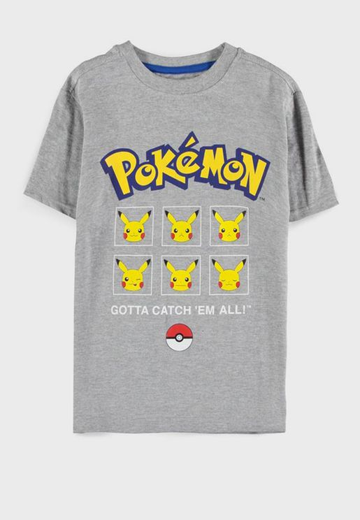 Kids Pokemon T-Shirt