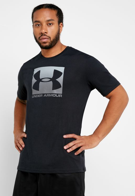 Boxed Sportstyle T-Shirt