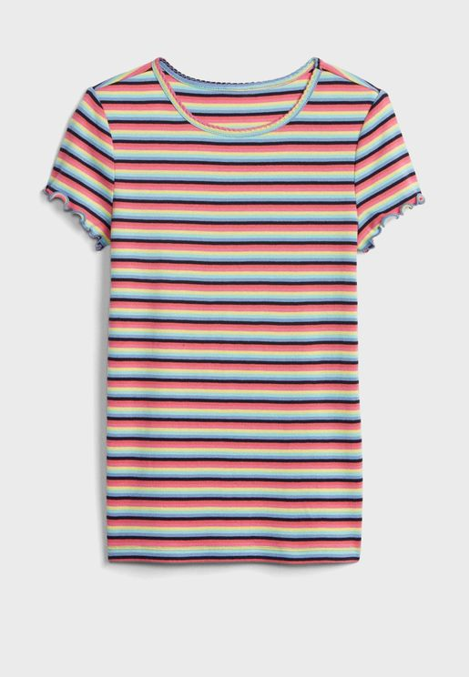 Infant Checked T-Shirt