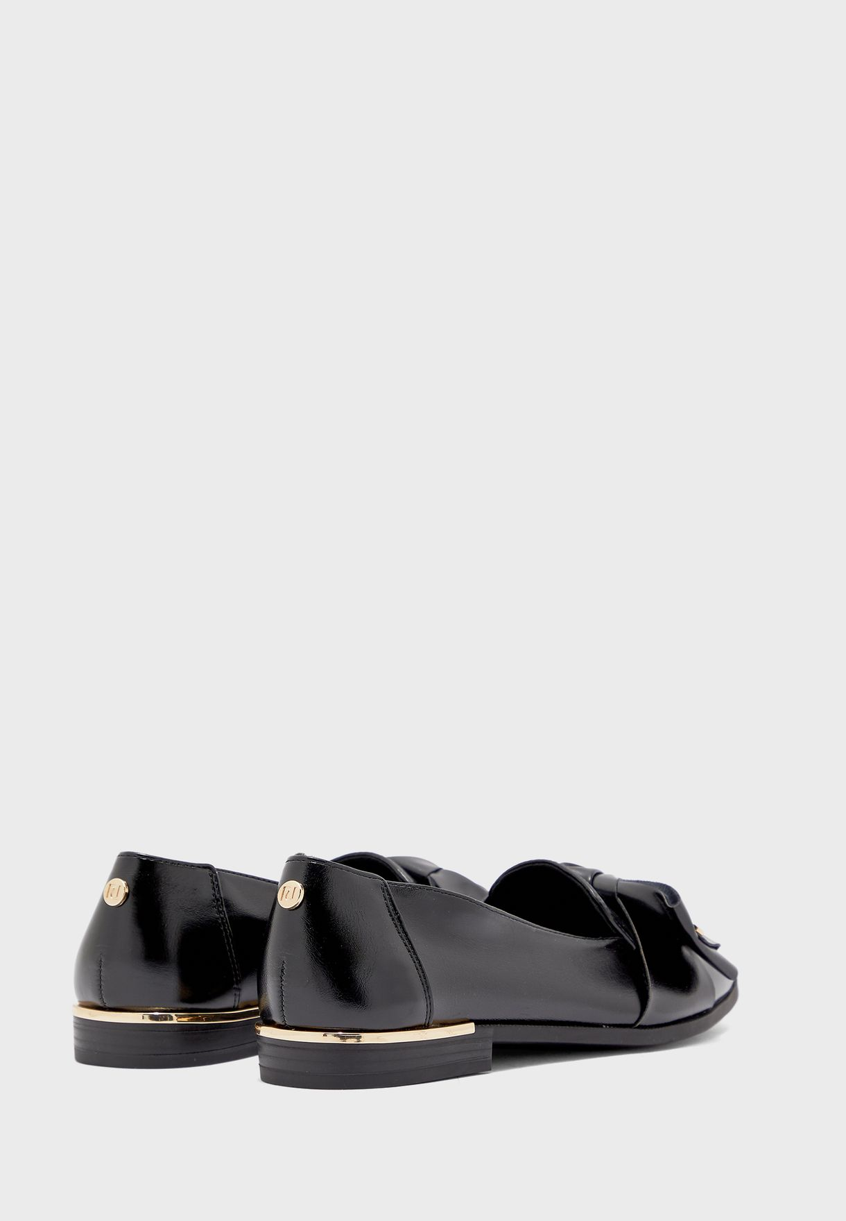 Tie Bow Moccasins