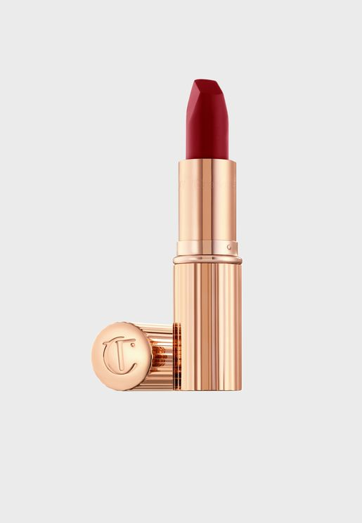 Matte Revolution Lipstick - Red Carpet Red