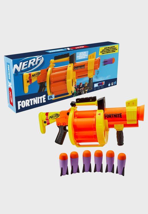 Fortnite Gl Rocket Firing Blaster