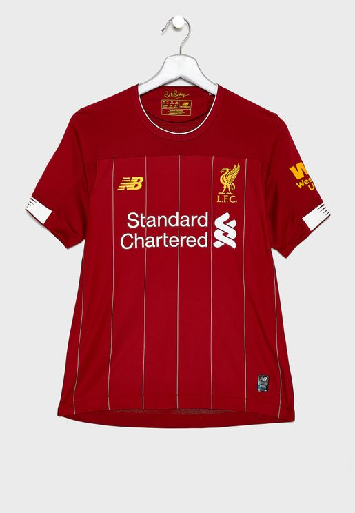 Youth Liverpool FC Home Jersey