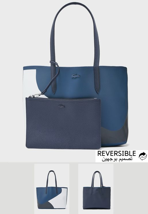 Anna Fantaisie Reversible Shopper