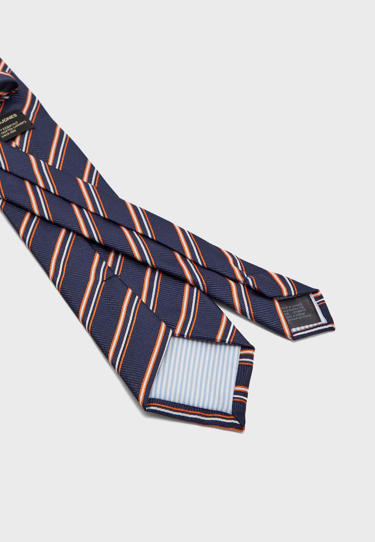Hawaii Striped Tie