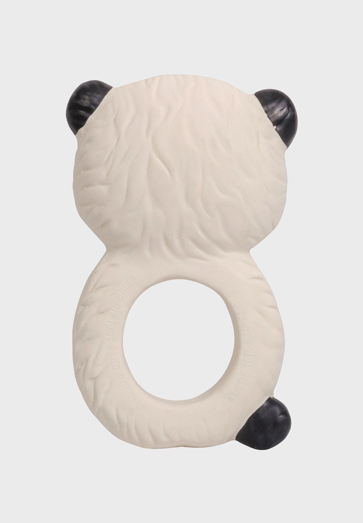 Panda Teething Ring