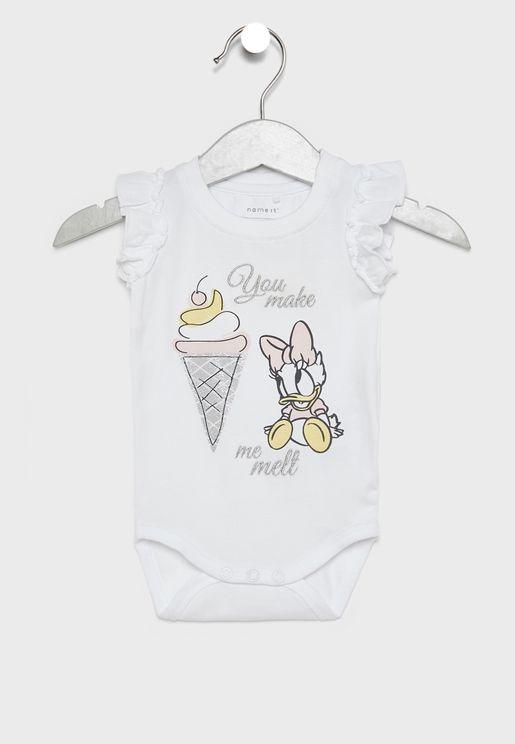 Infant Daisy Duck Bodysuit