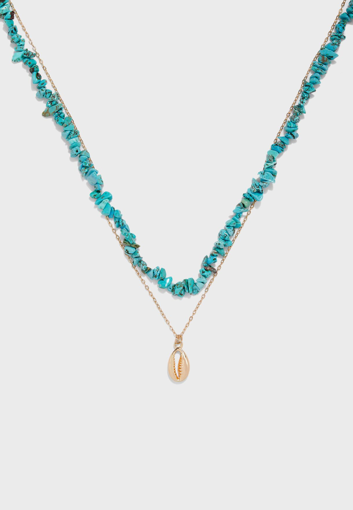 Nulla Layered Necklace